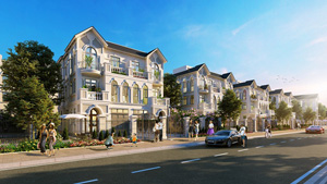 Vinhomes Riverside - The Harmony offers valuable investment opportunities