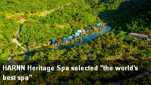 http://vietnamnews.vn/brand-info/392338/harnn-heritage-spa-selected-the-worlds-best-spa.html