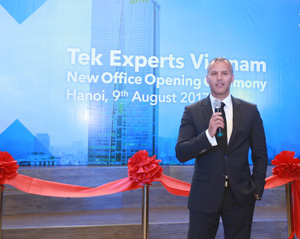 Tek Experts chairman: VN could become centre of global IT industry
