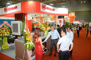 The largest and most established international HVACR exhibition in Vietnam Is Coming to Hanoi in April 2018