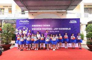 Mondelez Kinh Do Vietnam launches Joy Schools programme in Binh Duong