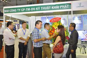 Green theme at HVACR Vietnam 2018