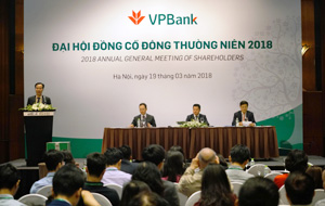 VPBank posted US$114.1 million pre-tax profit