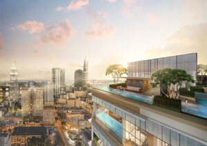 HONGKONG LAND PROUDLY ANNOUNCE THE MARQ – VIETNAMS ULTIMATE LUXURY RESIDENTIAL DESTINATION