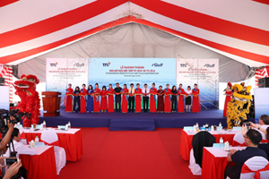 TTC Group Thailands Gulf inaugurate 2 solar power plants in Tây Ninh