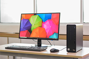 HP Slim S01: The perfect desktop for small spaces