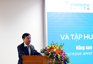 PEPSICO VIETNAM AND PARTNERS LAUNCH INITIATIVE TO INCREASE AWARENESS IN PLASTIC WASTE MANAGEMENT