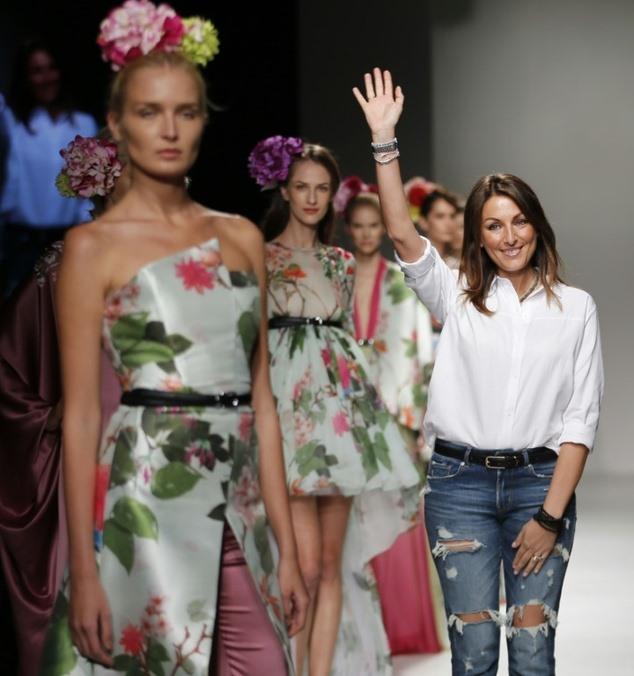 Arab Fashion Week closes with Warhol-inspired designs