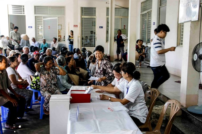 Free clinic in Cần Thơ helps poor patients