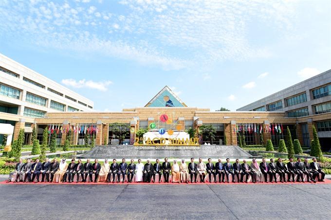Asia summit fosters intl links