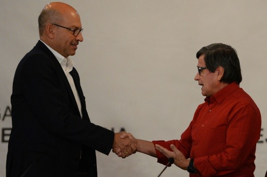 Colombia to launch peace talks with ELN rebels