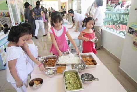 City to ensure safe school food