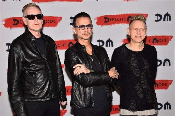 Older and liberated Depeche Mode readies new album