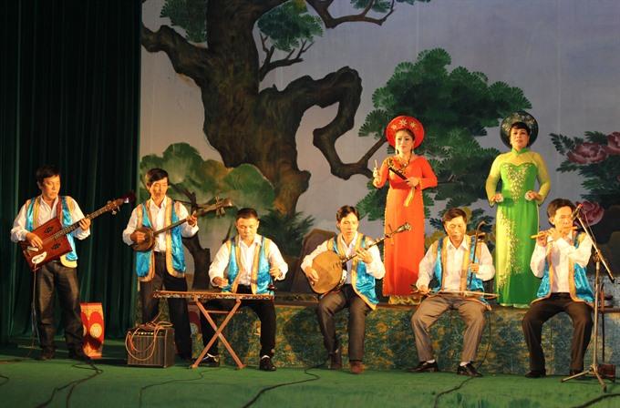 Central audiences to enjoy Korean-Vietnamese show