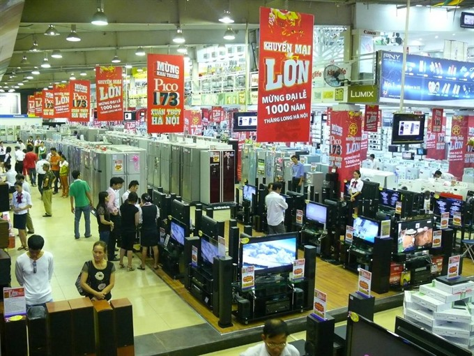 Retailers look to e-commerce firms