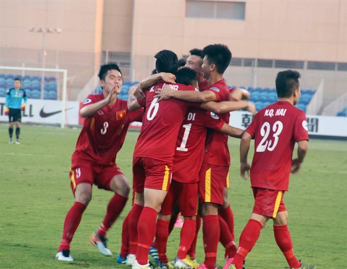 Việt Nam to grab Asian quarter-final berth