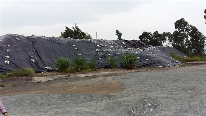 VN US start 2nd dioxin cleanup