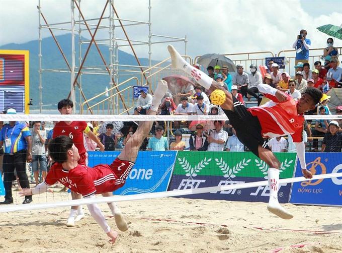 Việt Nam triumphs at Asian Beach Games