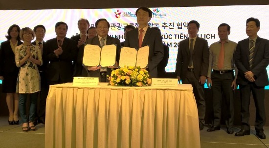 South Korea VN join hands to foster tourism