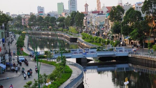 City begins 2nd phase of sanitation project