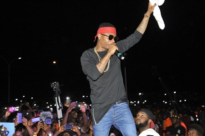 Nigerias Wizkid S.Africas Semenya take top MTV awards