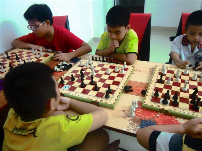 Kids to compete at chess tourney