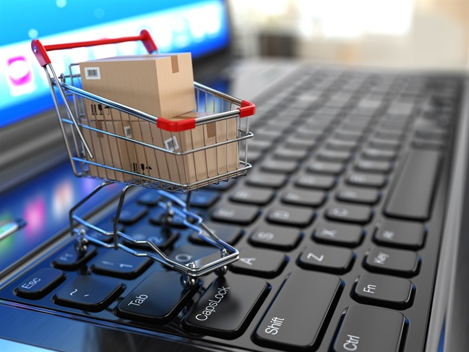 24.9 per cent of online buyers complain about late receipt of goods