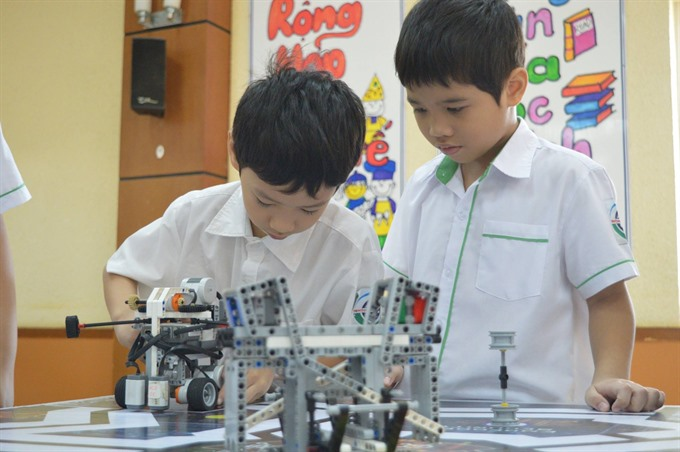 Annual Robotics Contest for school kids begins this week