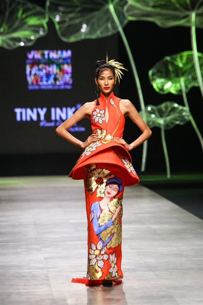 Việt Nam International Fashion Week kicks off