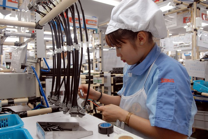 Slight drop in foreign investment in VN