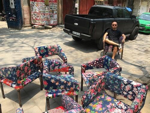 Trần Vũ Hải – turning trash into treasure