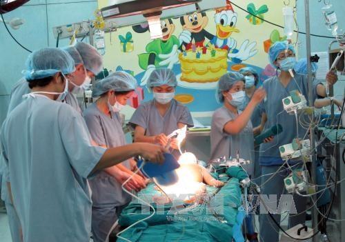 Doctors perform liver transplant on 13-month-old