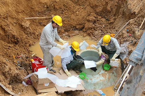 Hà Nội water pipeline likely ruptured for 20th time