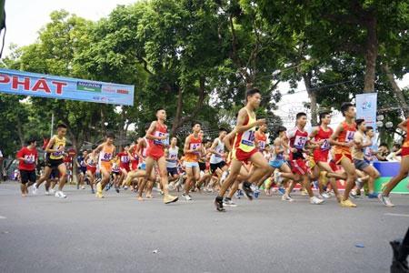 Hà Nội Mới Run to kick off this weekend