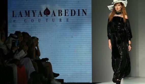 Arab Fashion Week flaunts ready couture in Dubai