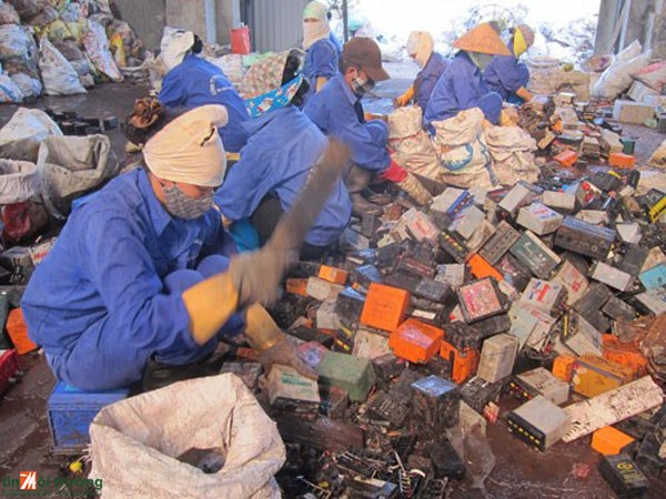 Govt to reduce lead poisoning in craft village