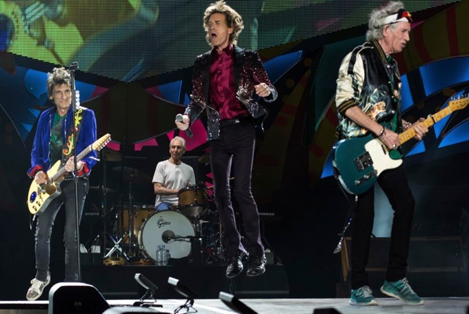 Rolling Stones to release first studio album for a decade