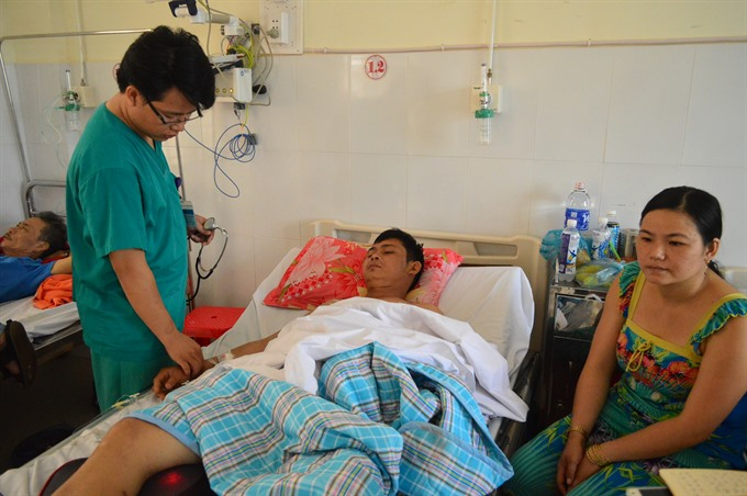 Cardiologist wins hearts in Đắk Lắk province