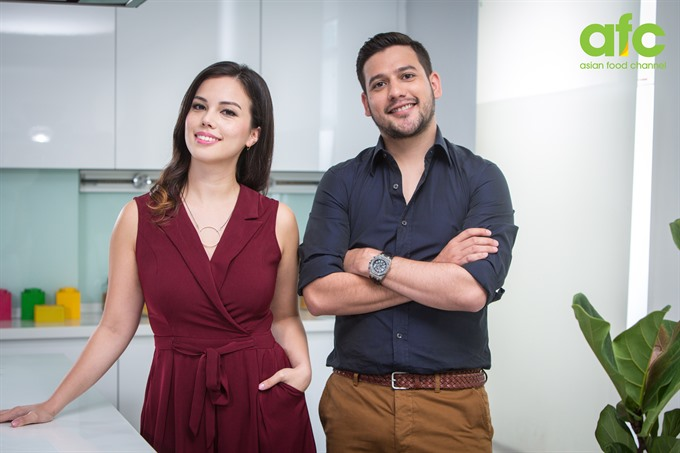 VN cuisine gets its TV close up