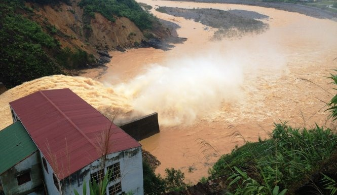 MoIT publishes violations of Hố Hô hydropower plant