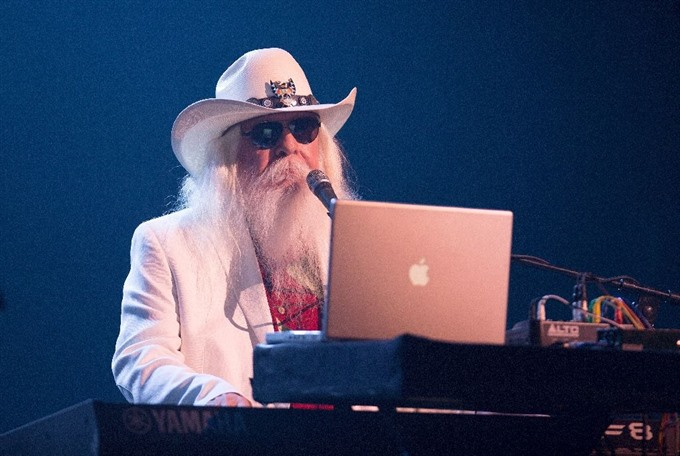 Eclectic session band legend Leon Russell dead at 74