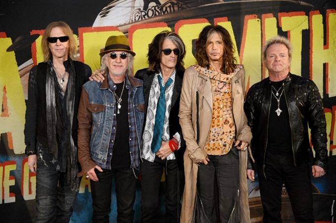 Aerosmith announces Europe farewell tour