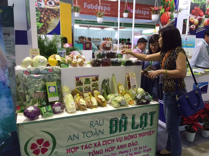 VN International Food Industry Exhibition opens - Economy