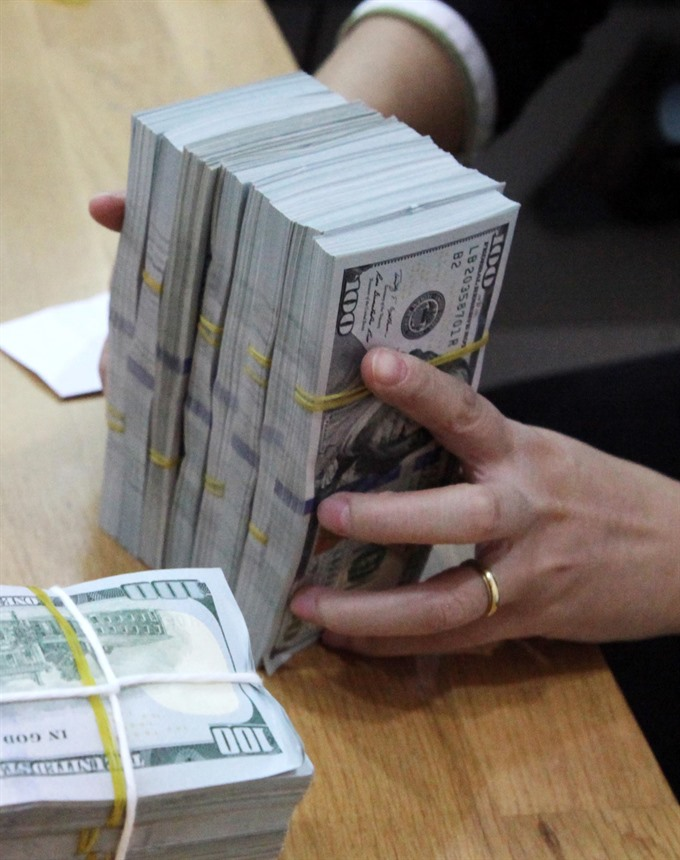 Đồng-dollar exchange rate hits record high