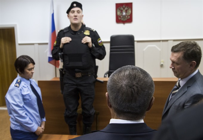Economy ministers arrest shocks Russian government liberal wing