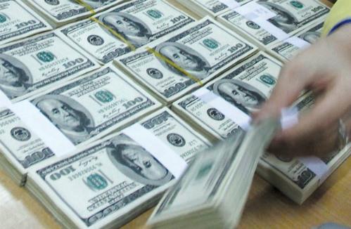 Đồng/dollar exchange rate exceeds VNĐ22600