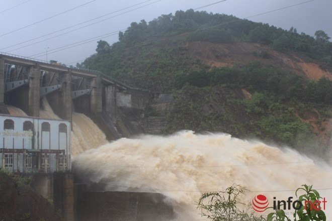 Hố Hô hydropower plant fined over VNĐ115 million for violations in water resource management
