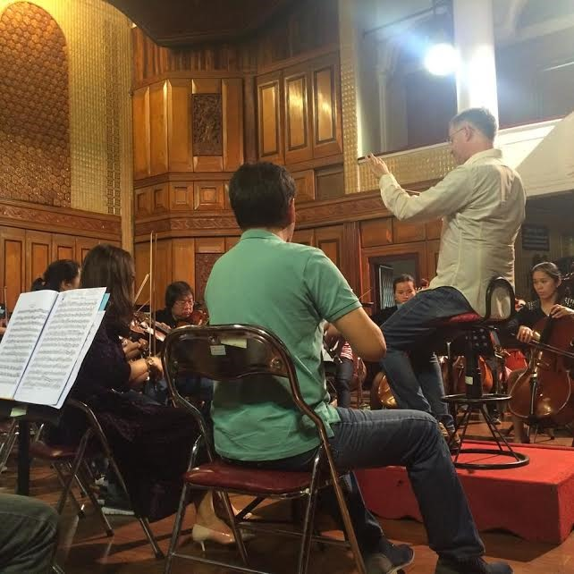 Renowned Israeli conductor to perform in VN