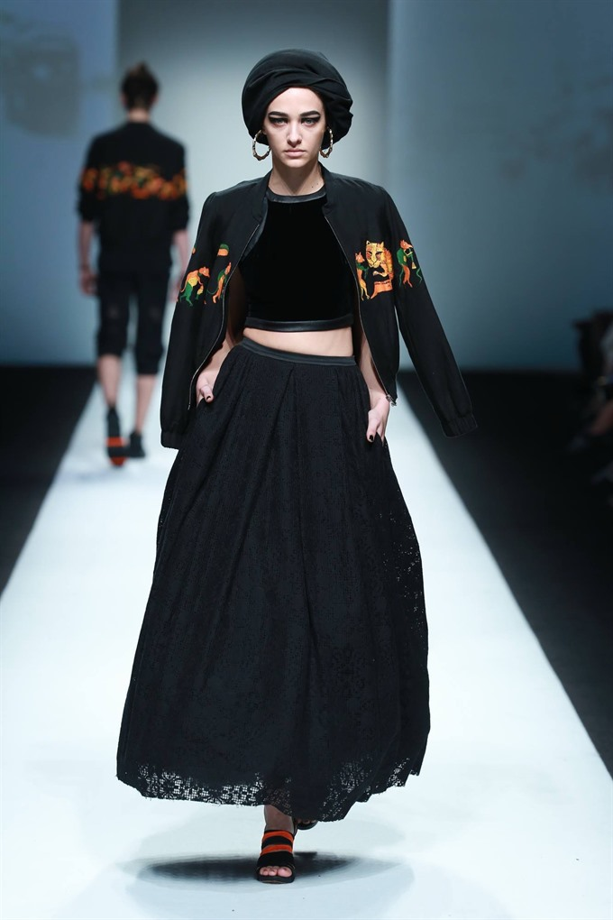 City hosts VN Designers Fashion Week
