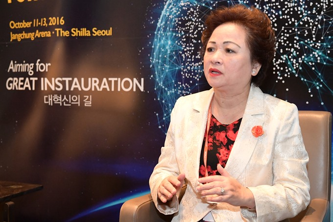 Vietnamese business icon talks about her rise